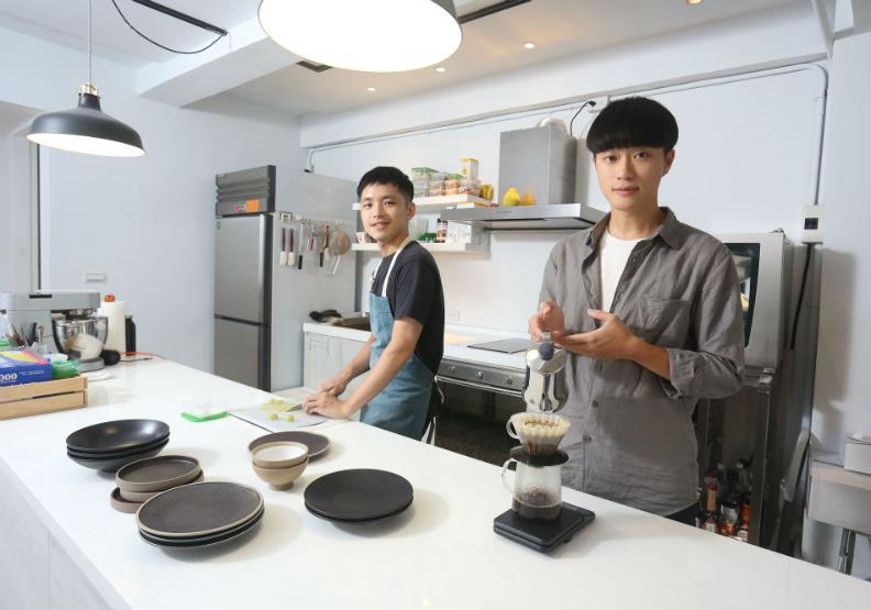 名廚江振誠出高徒,八年級鄭為修讓甜點變成餐廳主角