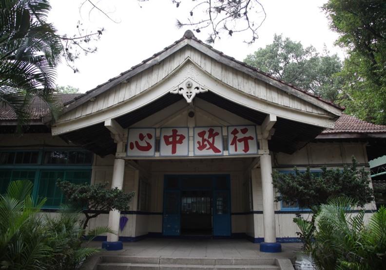 神祕又陌生的「新竹神社」,何時重見天日?