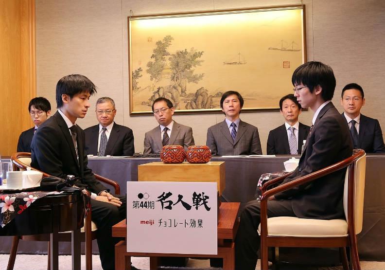 日本「名人賽」戰後首度來台,全為了沈君山、翁明顯的乾兒子,他是誰?