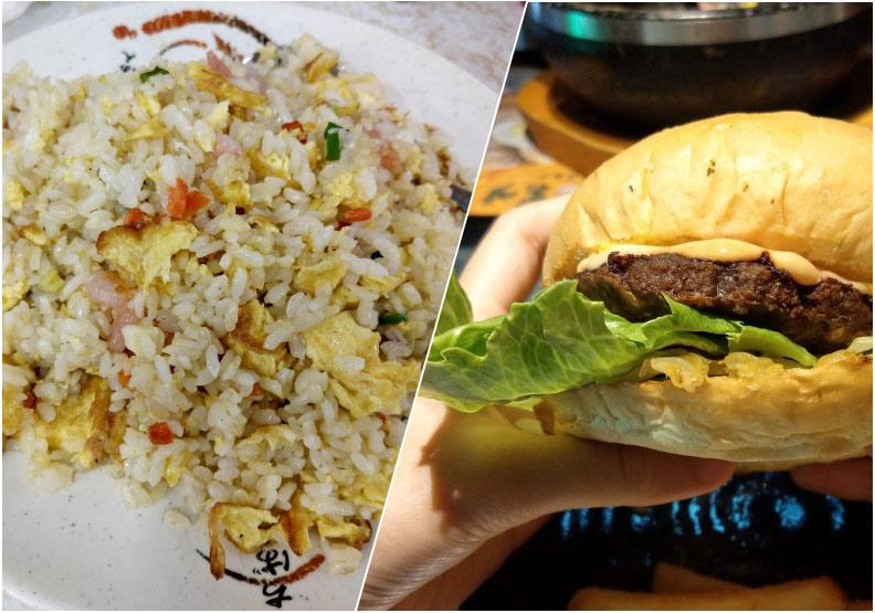 炒飯與漢堡哪個才是垃圾食物?一張表顛覆你的既有印象