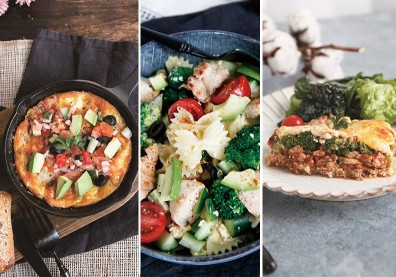 乾煎、煮湯吃到膩了...3 道增肌減脂豆腐料理給你滿滿營養