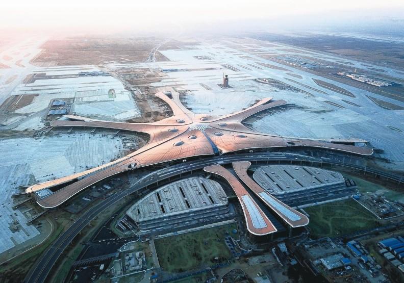 北京3600億大興機場將啟用 晉升「航空雙樞紐城」