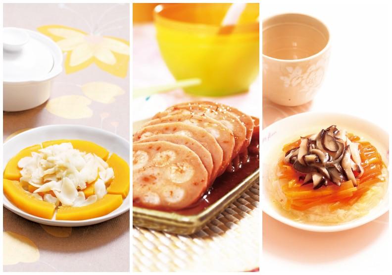 秋季防「秋燥」,簡單步驟蒸出 3 道秋季溫補料理