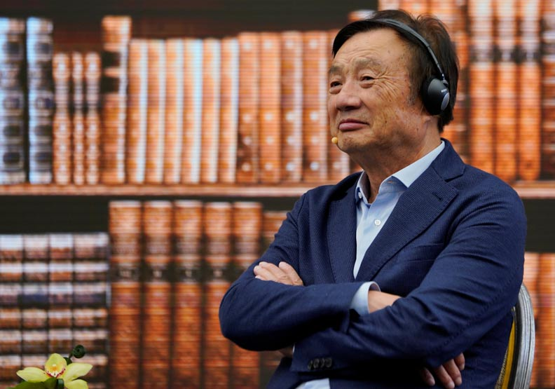 55歲的馬雲退休了,75歲的任正非怎麼想?