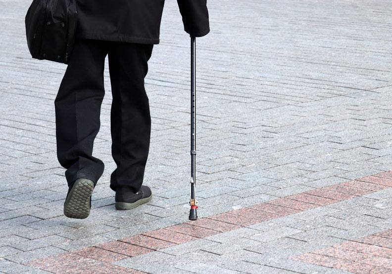 老年人常見的惱人足部疼痛