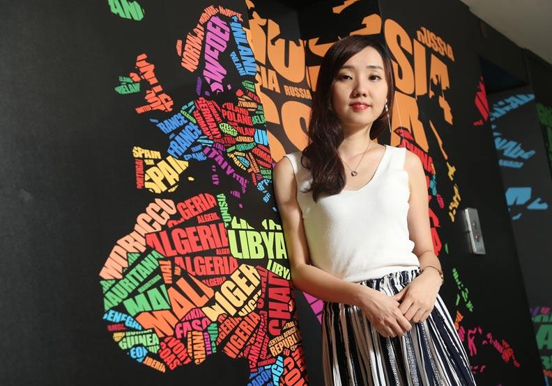 為感動而創業,陳槿唐走出實驗室幫助更多人