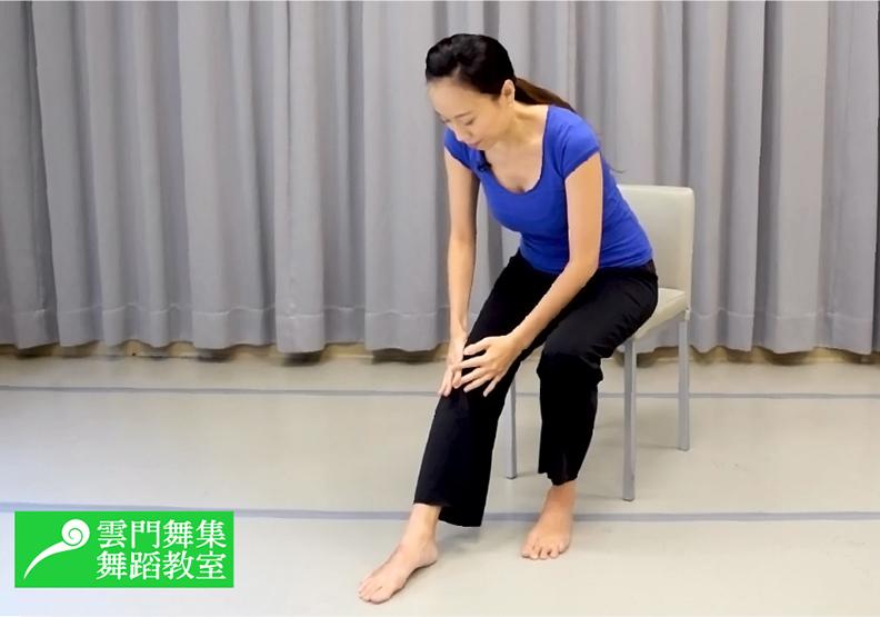 護膝不能等!10分鐘膝蓋律動操帶你強化韌帶與肌肉能力