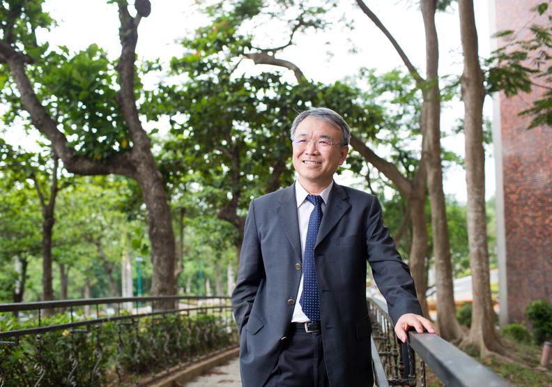 義守大學校長陳振遠:「君子不器」多嘗試,朝跨域商管領域挺進