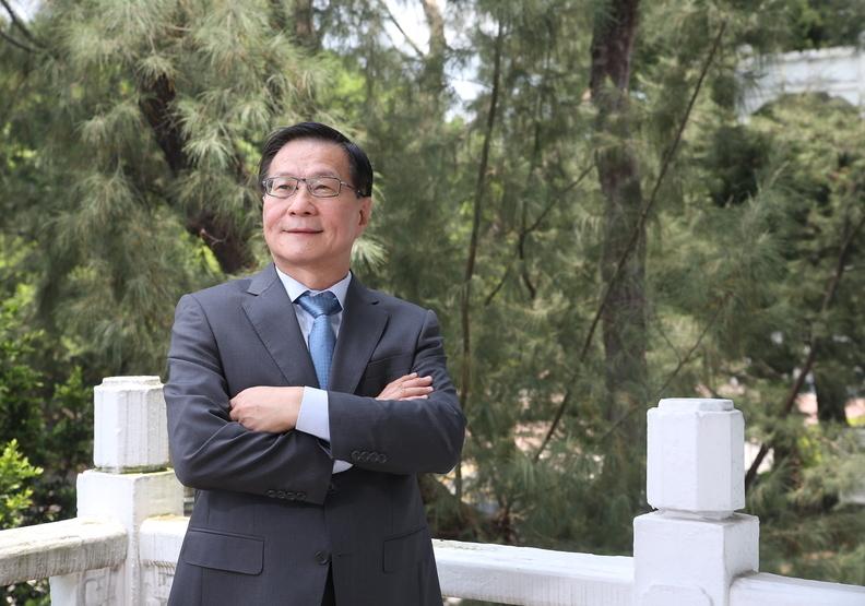 淡江大學校長葛煥昭:努力做好眼前任務,新機會就會冒出來!