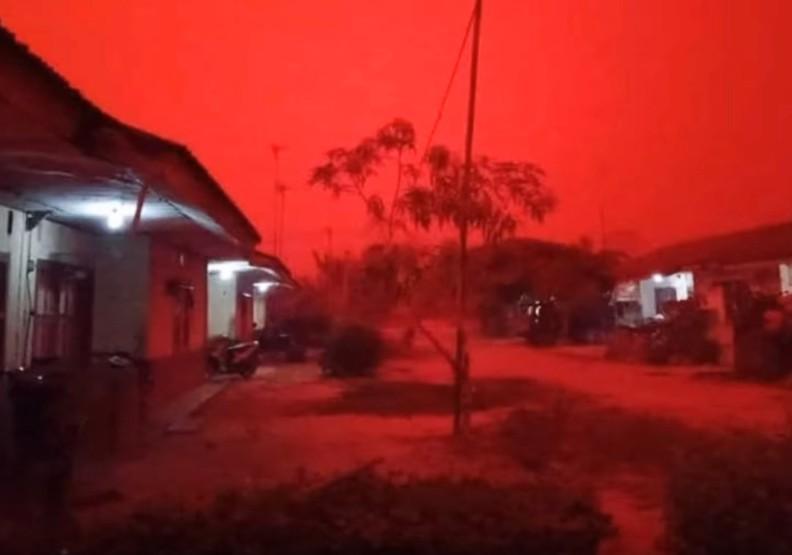 天空下起血雨?印尼農民自私行為,燒出不可收拾森林大火