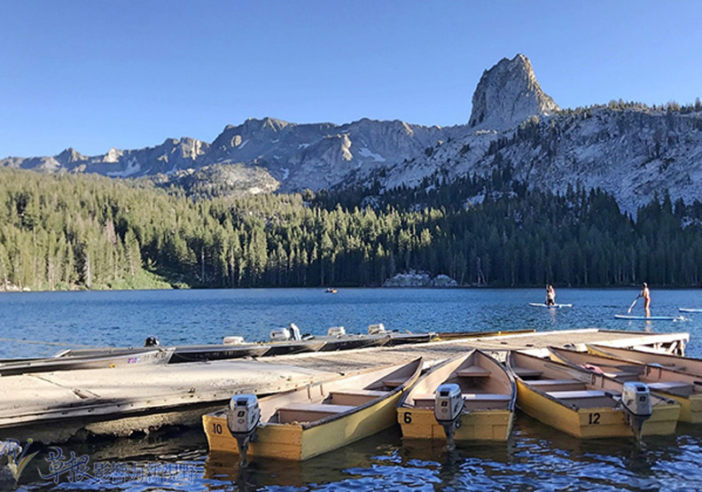 喬治、瑪莉、囚犯湖?眾山群湖在呼喚的北加州馬麥斯湖