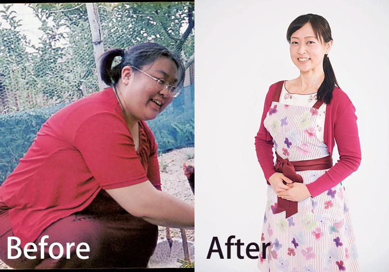 減重43公斤不復胖!秉持 7 個原則,她靠飲食控制逆轉人生