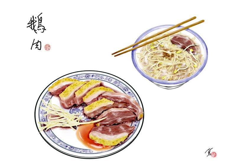 【魚夫專欄】尋找中華商場的美味
