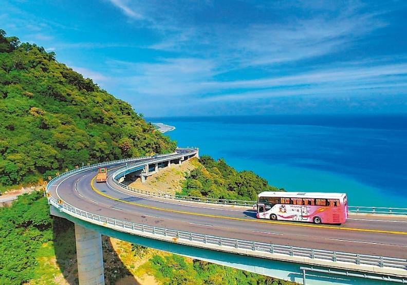 全台最美公路在哪裡?歷時9年施工將於年底揭曉