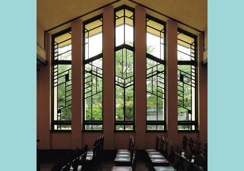 「日本前所未有的校舍」回顧百年歷史的自由學園明日館