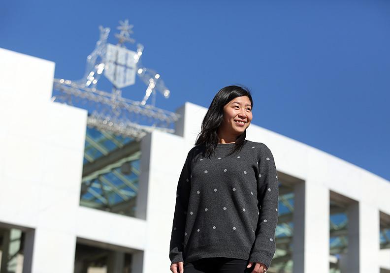 鄭淑如揮別台灣23K月薪 赴澳洲五年薪資漲56.25%
