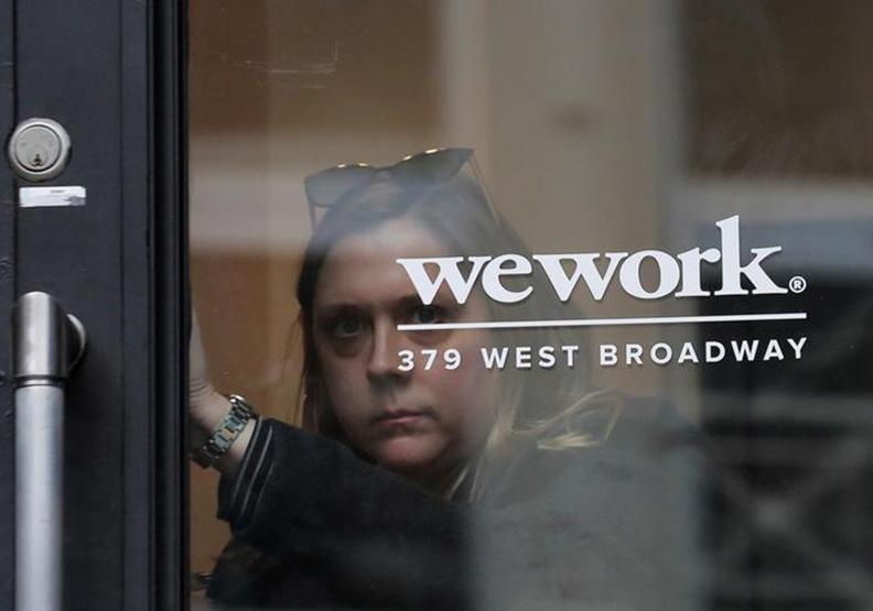 科技獨角獸陸續馬前失蹄,wework也延遲上市時程