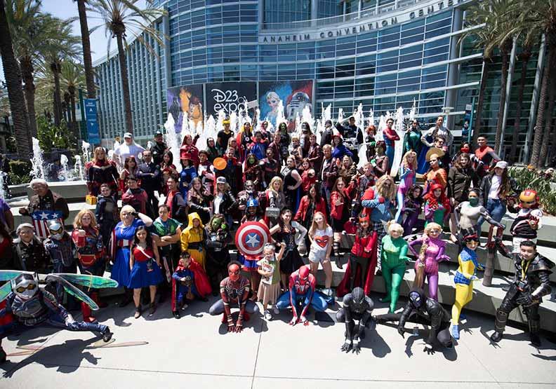 10萬人朝聖迪士尼D23博覽會 見證全球最狂的寵粉魔法秀