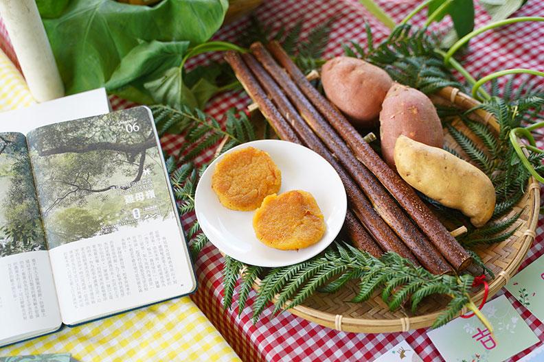 手作古早味點心「番薯粿」體驗。