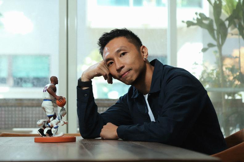 知名導演尹國賢表示,期待透過形象影片,吸引更多人目光投注在運動員身上,給予他們本該有的支持與鼓勵。