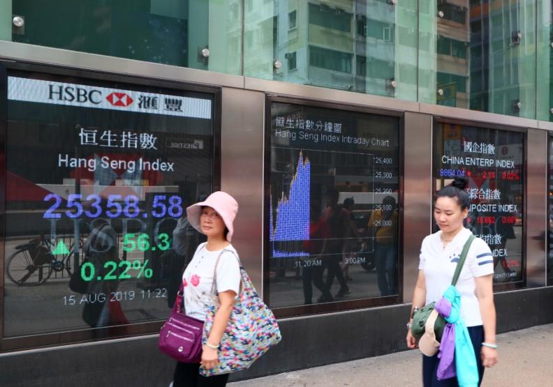 超大「黑天鵝」真的來了!香港抗爭恐拖累全球經濟?