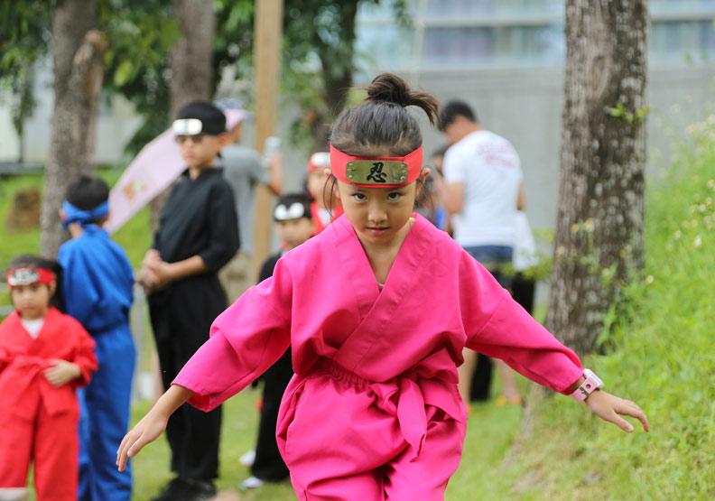 父女攜手創日式庭園飯店 綠舞主打親子同樂營收看俏