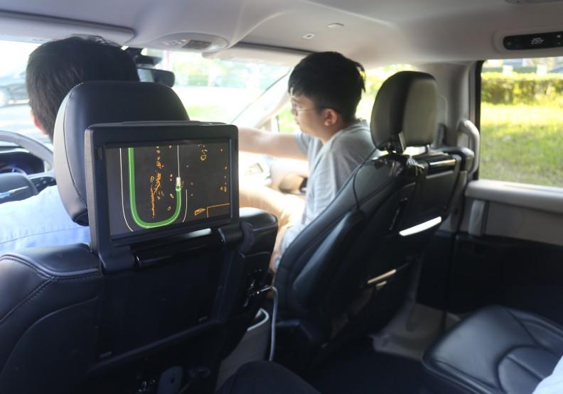 台灣讓自駕車變聰明!輔助「高精地圖」該快就快該慢就慢