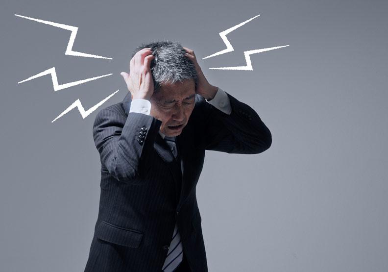 蜘蛛網膜下腔出血是「爆炸般的頭痛」!若三度出血致死率百分百