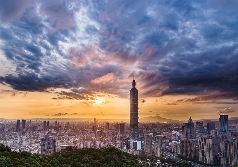全球「最快」電梯前三名,全被中國、台灣包了