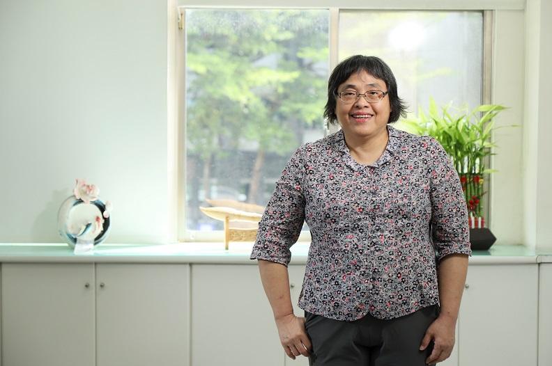 雲林縣衛生局曾春美局長,分享衛生局透過與在地相關醫院合作,共同來創造符合雲林需求的醫療照護系統。