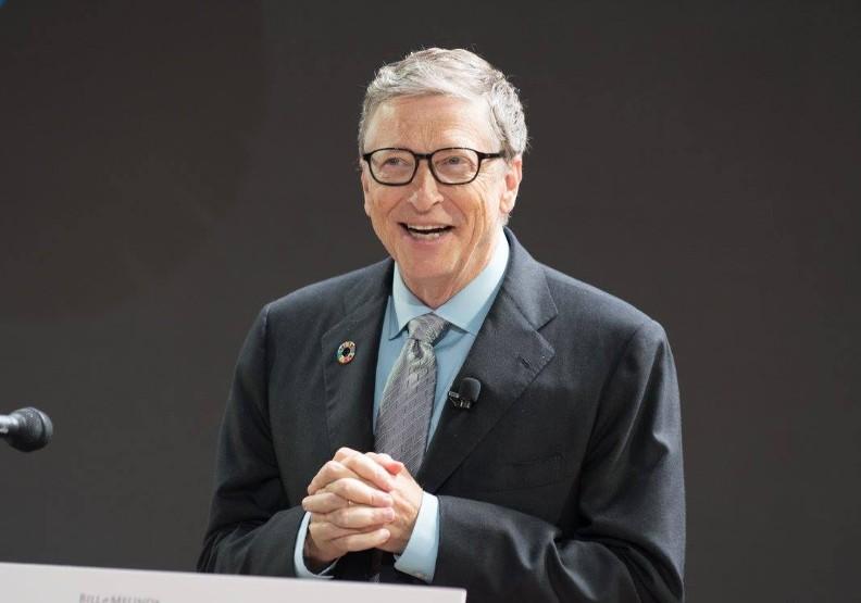 比爾蓋茲因捐款逾1兆台幣,失去「全球首富」頭銜也無所謂