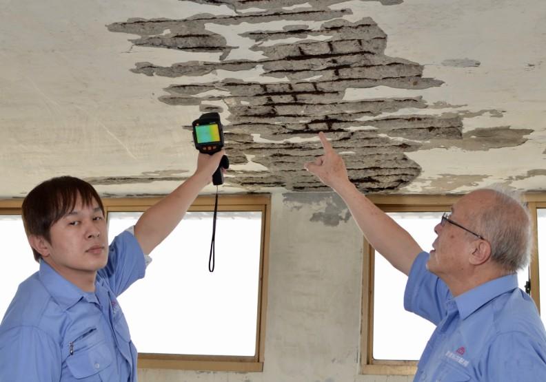 無名英雄!守護安全的「建築診斷師」黃盛鎮