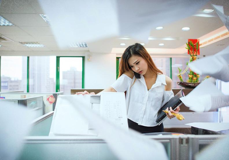 當工作是樂趣,生活就是享受;當工作是義務,生活就被奴役了