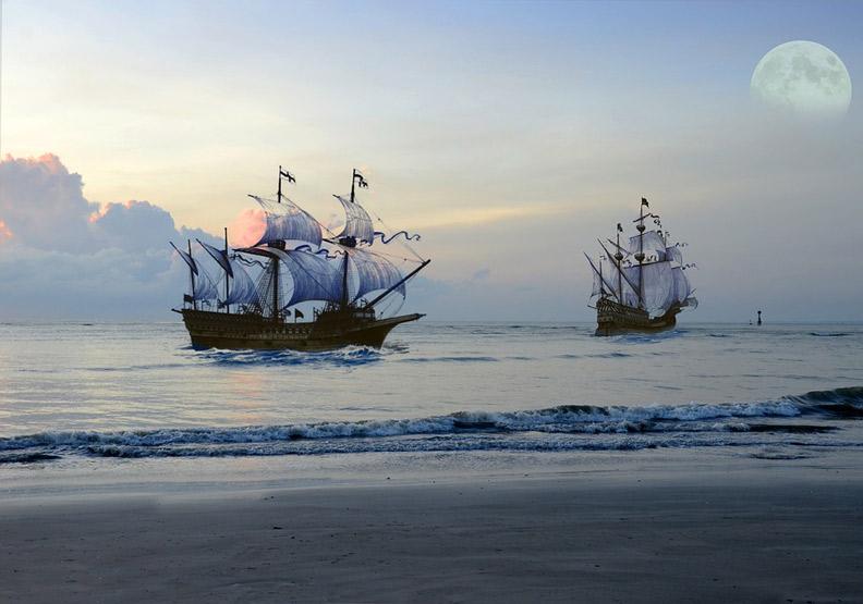 政府「外包」成為海賊王!18世紀真實的「神鬼奇航」一點也不浪漫