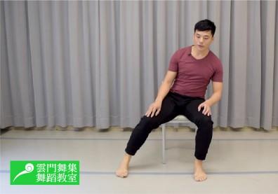 活絡關節、提升踝部肌力,3 階段做腳踝律動操