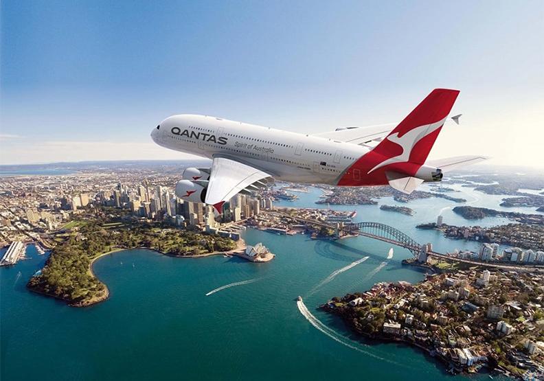 世界最長航線!澳航挑戰19小時1.6萬公里直飛