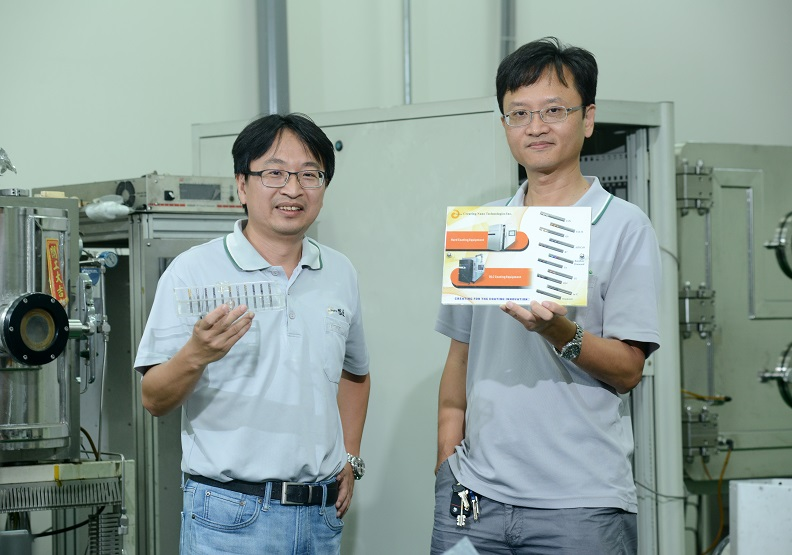 馗鼎奈米  運用電漿技術突破奈米粉體技術困境
