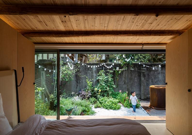 設計給自己住的老屋,來場城市生活實驗吧!