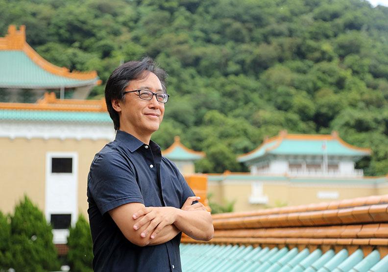 野島剛:台灣是我一輩子追逐的題目