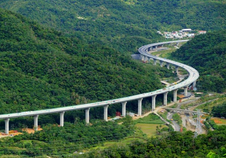 根基營造 讓南迴公路自然長在山林雲間