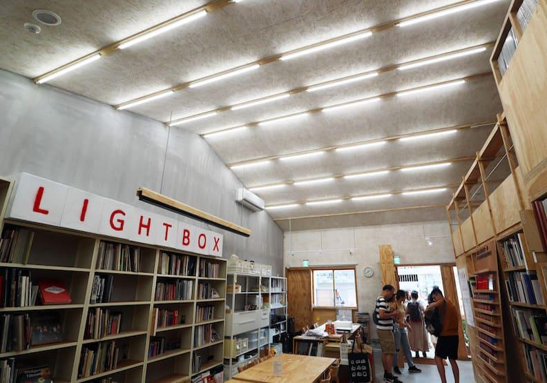 全台首座攝影圖書室 開放空間邀請同好學習