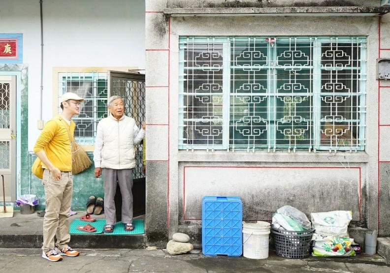 重現40年前台灣建築的美麗窗沿:鐵窗花