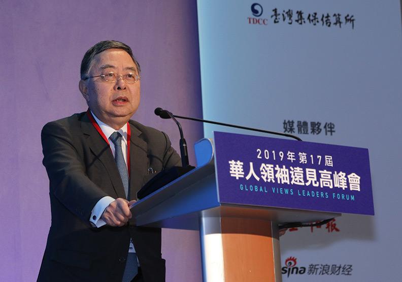 陳啟宗:中美關係可能兩敗俱傷,別把籌碼壓在同一處