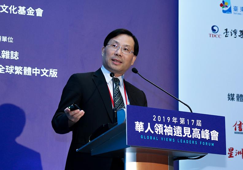 林全能:助優勢產業回台 建新南向交流平台