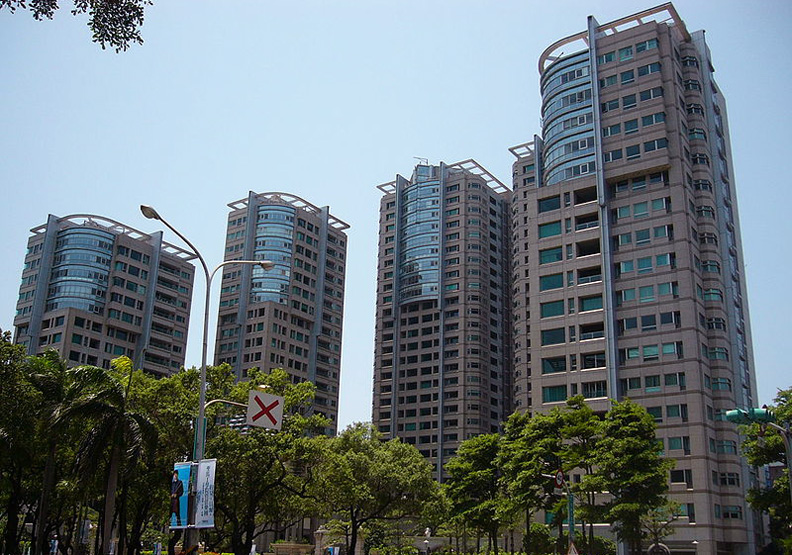 全球高端住宅漲幅創10年新低,然後台灣呢?