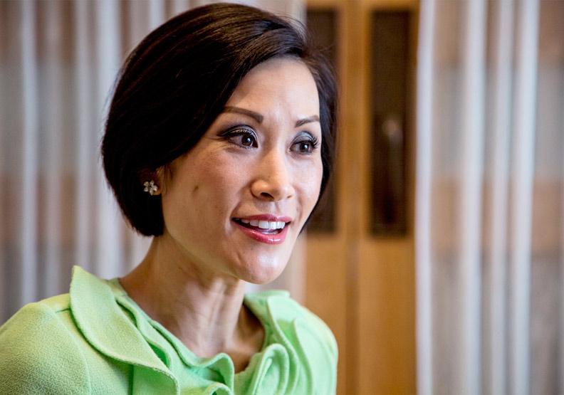 劉宏敏打破華裔、女性天花板 躋身花旗銀行職位最高華人