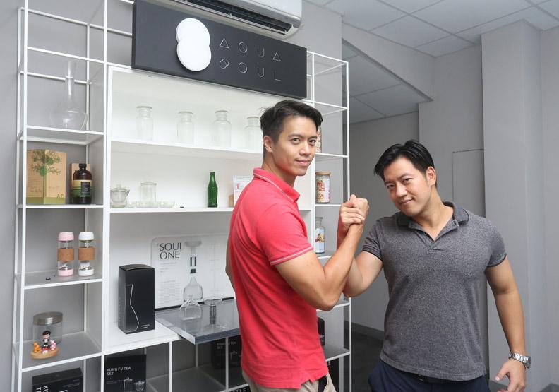廖冠傑、廖唯傑啟動三大轉型 玻璃兄弟為華夏注入科技魂