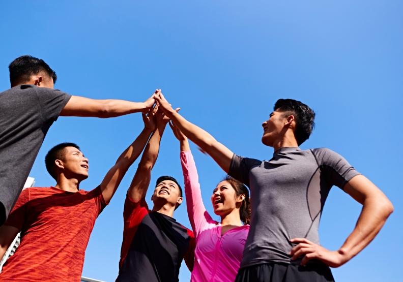 運動是企業的重要課題