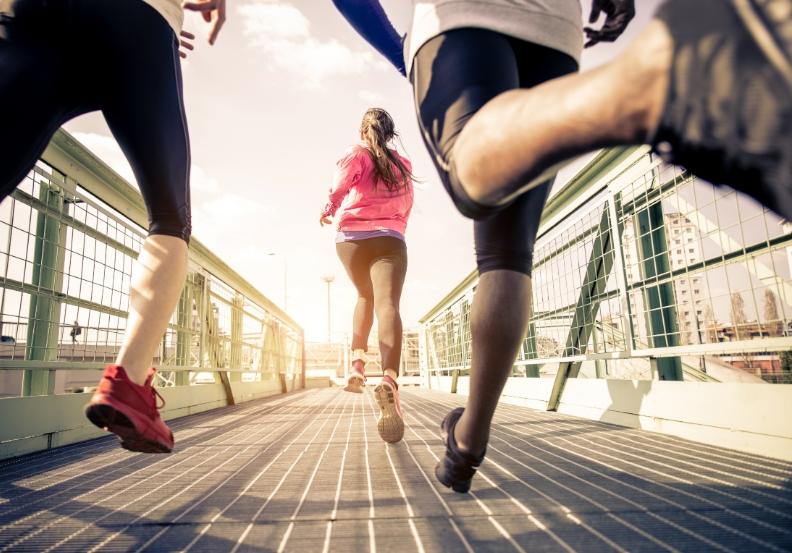 打造職場運動風氣 成就企業前進動力