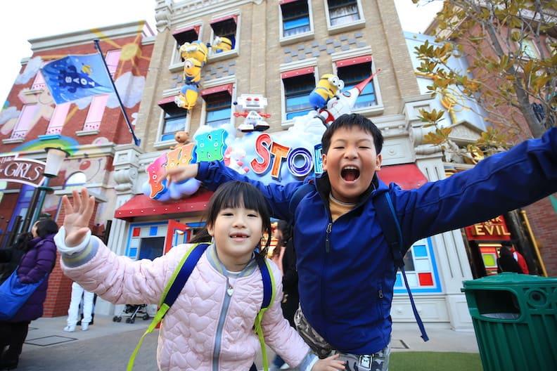 日本環球影城一日遊!門票、重點遊戲設施一次攻略